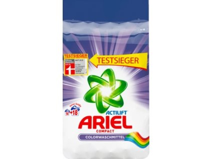 Ariel Actilift Color prací prášek 1,350 kg