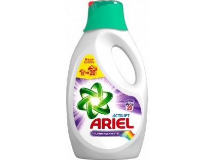 Ariel Actilift Colour and Style prací gel 1,1l - 20 dávek