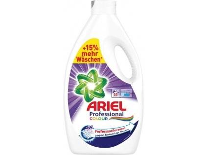 Ariel Professional Color prací gel na barevné prádlo 55 dávek 3,025l