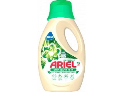 Ariel tekutý prací gel na rostlinné bázi 20 dávek